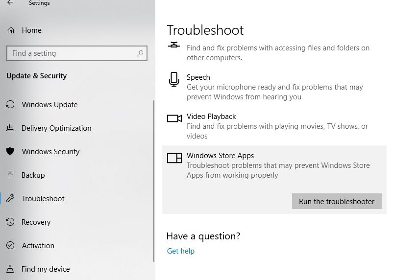 Microsoft Store Not Opening after Windows 10 Update? Try these solutions